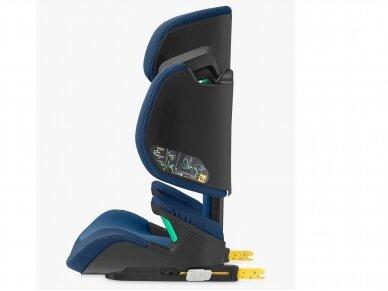 Automobilinė kėdutė Maxi Cosi Morion I-size Basic Blue  grupė 2/3  (15-36kg.) 2