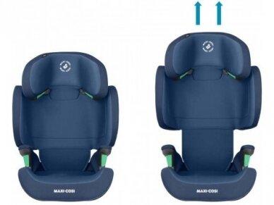 Automobilinė kėdutė Maxi Cosi Morion I-size Basic Blue  grupė 2/3  (15-36kg.) 3