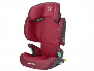 Automobilinė kėdutė Maxi Cosi Morion I-size Basic Red  grupė 2/3  (15-36kg.)