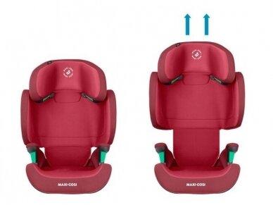 Automobilinė kėdutė Maxi Cosi Morion I-size Basic Red  grupė 2/3  (15-36kg.) 3
