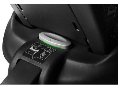 Automobilinės kėdutės ABC Design TULIP Isofix bazė 6