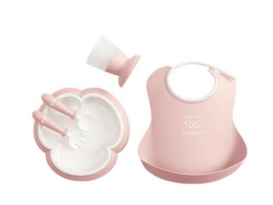 Babybjorn indų rinkinys Power Pink