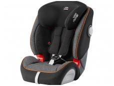BRITAX automobilinė kėdutė Evolva 123 Sict Black Marble