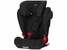 BRITAX automobilinė kėdutė KIDFIX II XP SICT BLACK SERIES Cosmos Black ZS