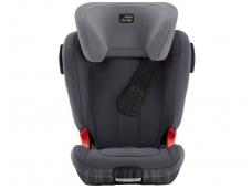 BRITAX automobilinė kėdutė Kidfix XP SICT Black, Storm grey