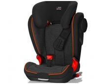 BRITAX automobilinė kėdutė Kidfix II XP SICT Black Marble BLS