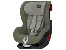 BRITAX automobilinė kėdutė King II LS Olive Green BLS