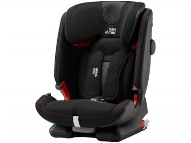 BRITAX automobilinė kėdutė ADVANSAFIX IV R Air Black ZS 3