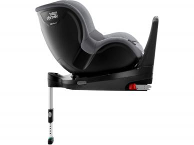 BRITAX automobilinė kėdutė DUALFIX i-SIZE Grey Marble ZS SB 4