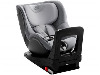BRITAX automobilinė kėdutė DUALFIX M i-SIZE Grey Marble ZS 2