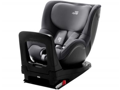 BRITAX automobilinė kėdutė DUALFIX M i-SIZE Storm grey
