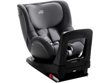 BRITAX automobilinė kėdutė DUALFIX M i-SIZE Storm grey 3