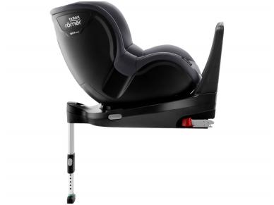 BRITAX automobilinė kėdutė DUALFIX M i-SIZE Storm grey 4