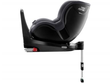 BRITAX automobilinė kėdutė DUALFIX M i-SIZE Storm grey 5