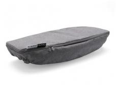 Bugaboo donkey2 šoninio krepšio uždengimas / side luggage basket cover grey melange