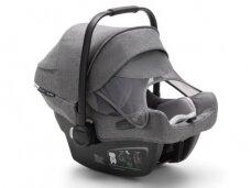 Bugaboo Turtle AIR by Nuna automobilinė kėdutė 0-13kg Grey Melange