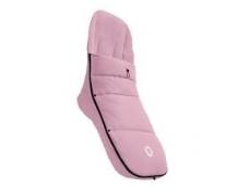 Bugaboo vežimėliams Fox, Donkey, Buffalo, Bee, Cameleon skirtas vokelis, žiemos mova Soft Pink