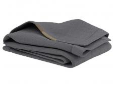 Bugaboo vežimėlio vilnos užklotas / soft wool blanket GREY MELANGE