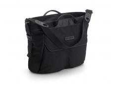 Bugaboo vežimėliui mamos krepšys changing bag BLACK