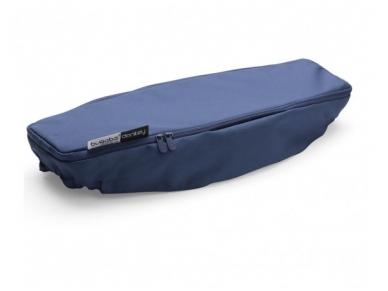 Bugaboo donkey2 šoninio krepšio uždengimas / side luggage basket cover STEEL BLUE