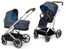 Cybex Balios s 2in1 Fashion blue ekspozicinis modelis