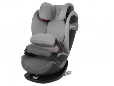 CYBEX automobilinė kėdutė Pallas S-fix Manhatta Grey 2019