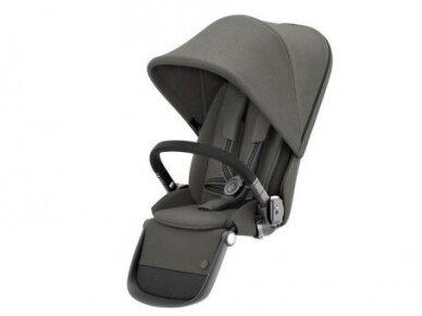 Cybex Gazelle S seat Soho Grey, Black frame