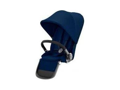 Cybex Gazelle S seat Navy Blue, Black frame 3