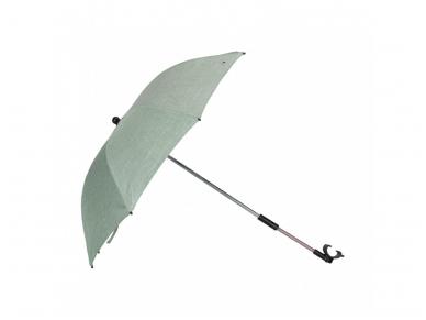 Dubatti vežimėliui skirtas skėtis Green Melange