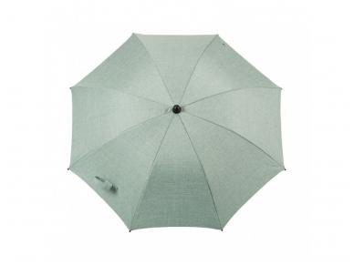 Dubatti vežimėliui skirtas skėtis Green Melange   3