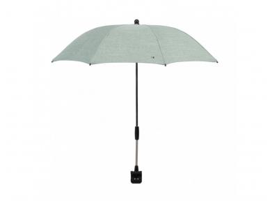 Dubatti vežimėliui skirtas skėtis Green Melange   2