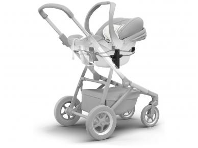 Thule Sleek vežimėlio adapteriai automobilinei kėdutei 2
