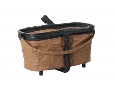 Emmaljunga NXT šoninis krepšys rudas / brown