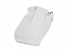Emmaljunga NXT90 / NXT60 apron kojų užklotas White Leatherette
