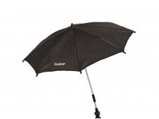 Emmaljunga vežimėlio skėtis Lounge Black Eco