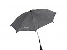 Emmaljunga vežimėlio skėtis Lounge Grey Eco