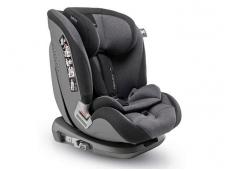 Inglesina newton 1.2.3 IFIX automobilinė kėdutė 9 -36 kg black su baze