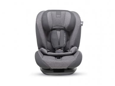 Inglesina newton 1.2.3 IFIX automobilinė kėdutė 9 -36 kg grey su baze 2
