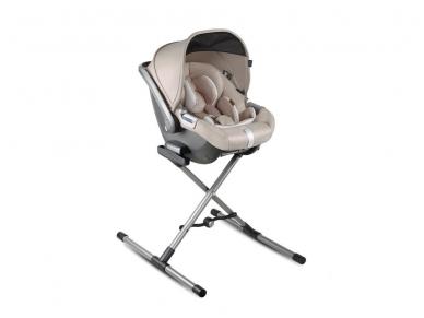 Inglesina stovas skirtas universaliam vežimėliui, lopšiui, automobilinei kėdutei įtvirtinti 2