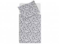 Jollein antklodės ir pagalvės užvalkalų komplektas Leopard 100x140 cm