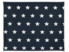 Jollein žaidimų kilimėlis Little Star 75x95 cm. Navy