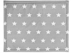 Jollein žaidimų kilimėlis Little Star 75x95 cm.Dark Grey