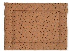 Jollein žaidimų kilimėlis Spot 80x100 cm. Caramel