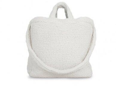 Jollein krepšys Teddy Cream White 6