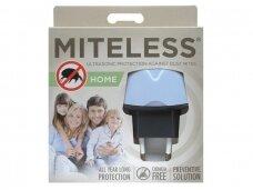 MITELESS HOME apsauga nuo namų dulkių erkučių