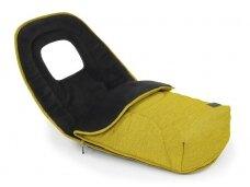 Oyster 3 žiemos vokelis Mustard spalvos