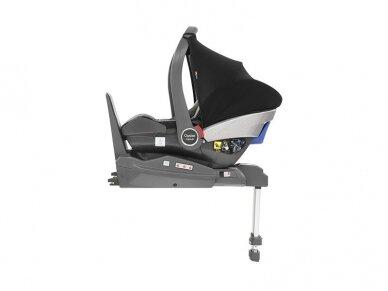 Automobilinė kėdutė Oyster Capsule Truffel 0-13kg 2