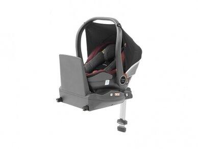 Automobilinė kėdutė Oyster Capsule Pebble 0-13kg 3