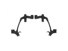 Papildomi adapteriai skirti vienvietį EGG® vežimėlį paversti dviviečiu