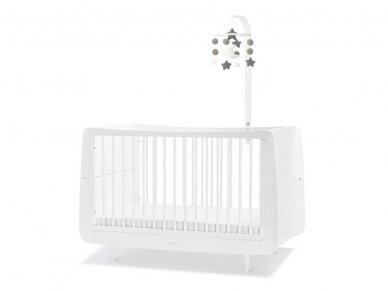 Snuz Baby Mobile karuselė Rose White 3
